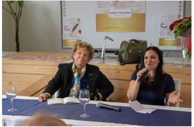 MEDEATERRANEA AWARD:  LETTERATURA ED ENOGASTRONOMIA  AL PREMIO ELSA MORANTE