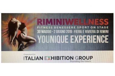 Alla Fiera di Rimini di Italian Exhibition Group la 4 giorni di RiminiWellness
