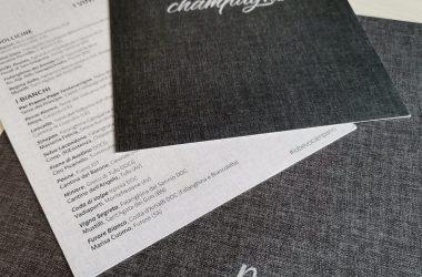 Cantine campane e carta champagne, la nuova scommessa di Franco Pepe per la sua pizza!
