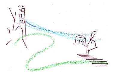 Il sentiero della memoria. Sulle tracce dell'antico camminamento tra Casertavecchia e Casolla.