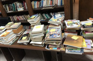 Cancello ed Arnone: Biblioteca Comunale, si lavora per la riapertura.