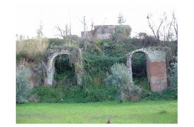 Mondragone: l'Archeoclub lancia un grido di allarme per l'acquedotto romano in località Starza