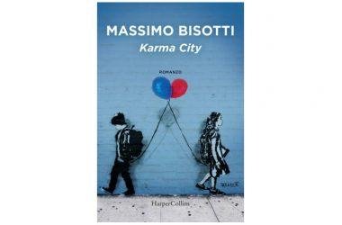 """Massimo Bisotti presenta """"Karma City"""" – Venerdì 3 maggio ore 17 – Centro Commerciale Campania"""