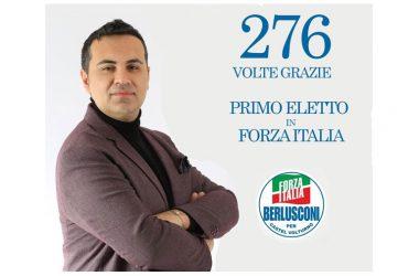 Castel Volturno: Petrella e Oliva al ballottaggio