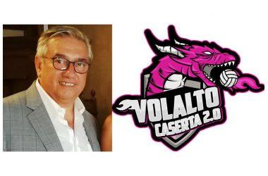 Il Professore Gianni Apicella, uomo storico del Volley ad Aversa, entra a far parte della famiglia VOLALTO 2.0