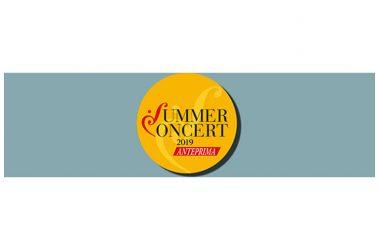 Al via Summer Concert dell'Associazione Anna Jervolino e dell'Orchestra da Camera di Caserta