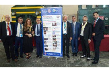 Rotary Club Caserta Luigi Vanvitelli: il 26 giugno il passaggio di consegne tra Angelo Parente e Bruno Giannico nel segno della continuità e dell'entusiasmo