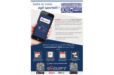 App. prenotazioni ASL Caserta