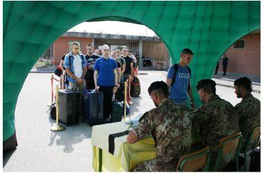 Nuovi Volontari dell'Esercito Italiano