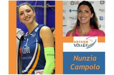 Nunzia Campolo: Da dieci anni la mia vita ruota intorno all'Arzano Volley