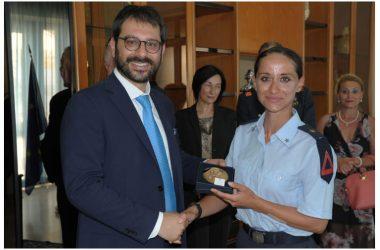 Difesa: Sottosegretario Tofalo a Taranto per il giuramento volontari Aeronautica militare
