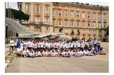 VACANZE SPORTIVE CON L'EDUCAMP CONI: OLTRE 1000 ISCRITTI nelle prestigiose location della Scuola di Aeronautica e della Brigata Bersaglieri Garibaldi