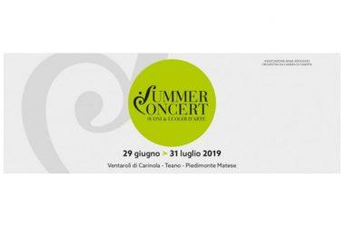 Summer Concert 2019 | escursioni musicali nei luoghi d'arte di Terra di Lavoro