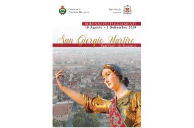 """Festa San Giorgio Martire 2019: II edizione Pizza Piazza, """"palo della cuccagna"""""""