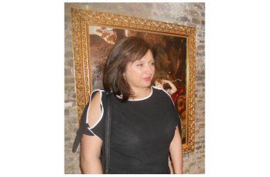 """L'artista sannicolese Melina Cesarano espone nella Mostra """"Sguardo a Levante – International Art Exibition"""""""