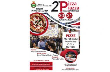 """Comitato Festeggiamenti San Giorgio Martire: due giorni per la II edizione del  """"Pizza Piazza"""""""