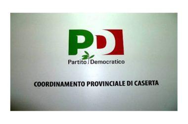 Comunicato PD Caserta