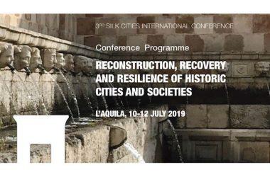 Ricostruzione, Recupero e Resilienze delle Città Storiche e delle loro Società