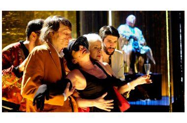 """Alla rassegna Pompeii Theatrum Mundi 2019 in prima assoluta lo spettacolo """"Satyricon"""", dal 4 al 6 luglio 2019 al Teatro Grande di Pompei"""