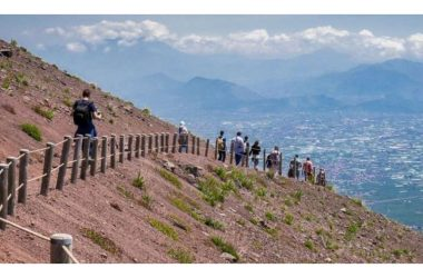 Al via le escursioni sul Vesuvio a settembre.