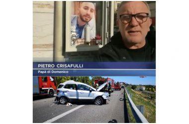 """Incidenti stradali, nove morti in una settimana in Sicilia. Pietro Crisafulli (A.I.F.V.S. Onlus Catania): """"E' straziante, urge sinergia con istituzioni per combattere fenomeno"""""""
