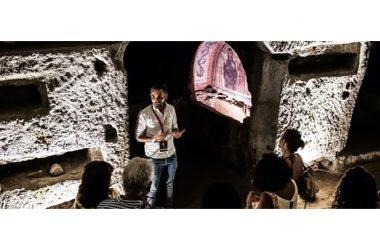 Napoli. AperiVisita serale alle catacombe di San Gennaro