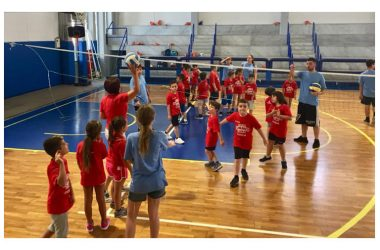 Centro Ester Napoli, ritornano i corsi di pallavolo maschile.