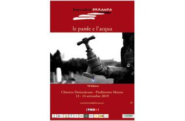 """""""Festival dell'Erranza"""" 2019: il programma della VII edizione (13-14 settembre) a Piedimonte Matese"""
