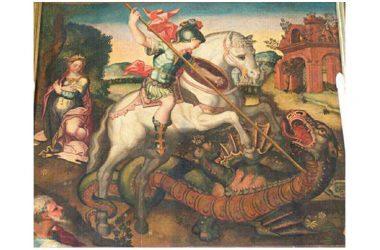Festeggiamenti in onore di San Giorgio Martire: momenti di grande fede a contraddistinguere il programma religioso