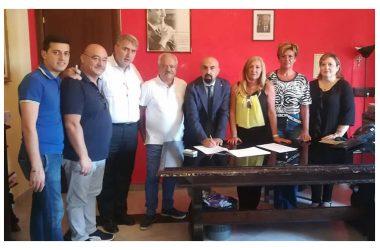 A.I.F.V.S. e A.M.C.V.S. firmano il protocollo d'intesa con Comune di Qualiano per la sicurezza stradale