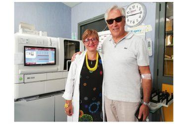 Azienda ospedaliera di Caserta, occorrono donazioni di sangue. Il commissario straordinario Carmine Mariano dà l'esempio e invita quanti possono a farlo