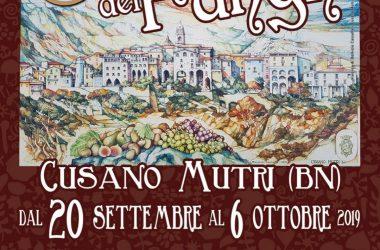 Sagra dei Funghi di Cusano Mutri alla 41° edizione, conferenza stampa di presentazione al Parco Regionale del Matese