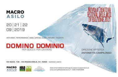 """Torna la """"Nuvola Creativa – Festival delle Arti"""": la 4a edizione dal 20 al 22 settembre al MACRO di Roma"""