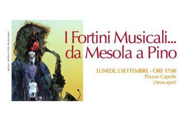 I fortini musicali con Kaire Arte Capri