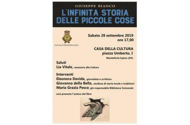 Presentazione libro Monteforte Irpino