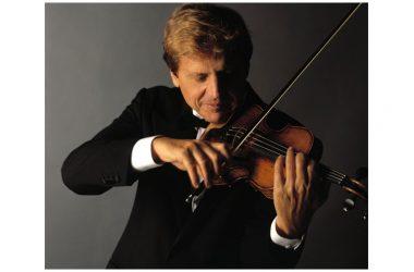 Il violinista Uto Ughi in concerto a Ferrara con il Maestro Alessandro Specchi | 19 settembre 2019, ore 21.30, Sala Estense (Ferrara)