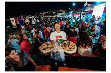 Napoli Pizza Village – Partenza vincente – il programma di Lunedì 16