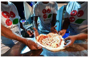 Pizza e musica le regine del Napoli Pizza Village
