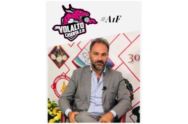 La Golden Tulip VolAlto 2.0 inaugura la prima stagione di serie A1 all`insegna della legalità: ospite d`onore il sostituto procuratore presso la Direzione Distrettuale Antimafia di Napoli, dottor Catello Maresca