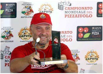 Un napoletano vince il Mondiale del Pizzaiolo
