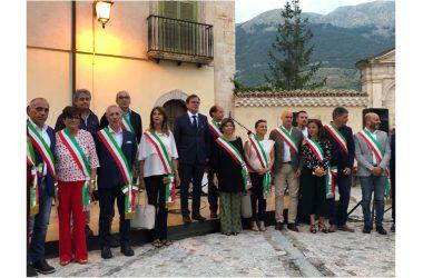 GRANDE SUCCESSO DI PUBBLICO E PARTECIPAZIONE PER LA FESTA NAZIONALE DEI BORGHI AUTENTICI D'ITALIA.