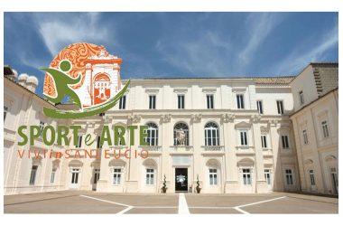 San Leucio di Caserta tutto pronto per la seconda edizione dell'evento Sport&Arte, VIVInSANLEUCIO