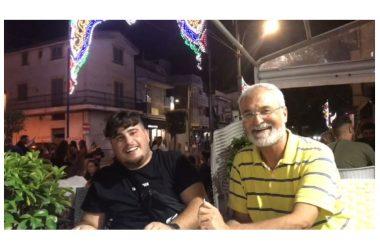 Brusciano Antonio Castaldo incontra il trapper Alex Tatis