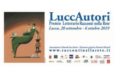 Invito conferenza stampa 25° festival LuccAutori