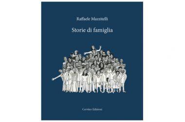 """INVITO presentazione """"Storie di Famiglia"""" di Raffaele Mazzitelli 23 ottobre 2019"""