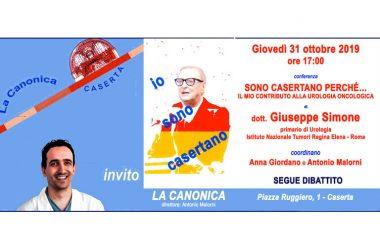 """Caserta – Secondo appuntamento dei""""giovedì de La Canonica"""""""