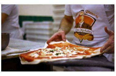 L'antica pizzeria da Michele in the world: open day del corso di formazione per pizzaiolo