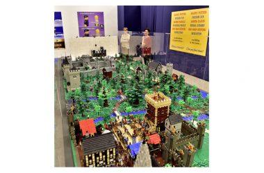 """DA DOMANI A MILANO – """"I love Lego"""" – 11 ottobre 2019 – 2 febbraio 2020 – Museo della Permanente, Milano"""