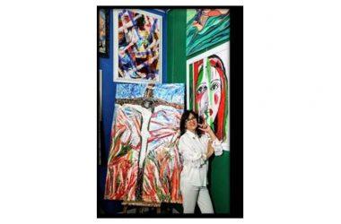 """Mostra di Pittura """"L'arte contro la violenza"""""""