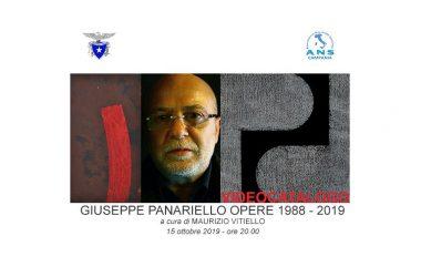 Incontro culturale sul libro PANORAMA  e videocatalogo GIUSEPPE PANARIELLO 1988-2019/Info Maurizio Vitiello/